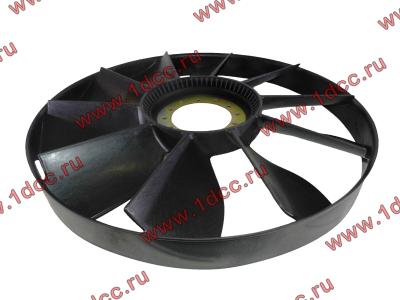 Вентилятор радиатора на гидромуфту d-640 H HOWO (ХОВО) VG2600060446 фото 1 Уфа