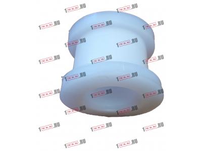Втулка фторопластовая (передняя, кабина AZ1642430263) H2/H3 HOWO (ХОВО) AZ1642430261 фото 1 Уфа