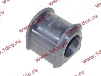 Втулка резиновая для переднего стабилизатора (к балке моста) H2/H3 HOWO (ХОВО) 199100680068 фото 1 Уфа