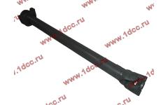 Вал карданный основной с подвесным L-1550, d-180, 4 отв. H2/H3