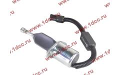 Электропневмоклапан глушения WD615