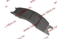 Колодка тормозная CDM 833