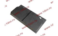 Колодка тормозная CDM 843/855/856