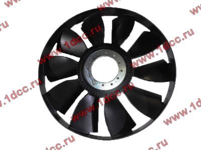 Вентилятор радиатора на гидромуфту d-590 H HOWO (ХОВО) VG1500060047 фото 1 Уфа