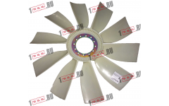 Вентилятор охлаждения двигателя XCMG фото Уфа