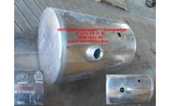 Бак топливный 380литров круглый H2/H3 фото Уфа