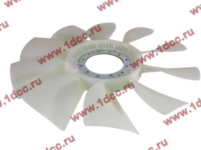 Вентилятор радиатора (на гидромуфту) без кольца d-590 H HOWO (ХОВО) 61500060131 фото 1 Уфа