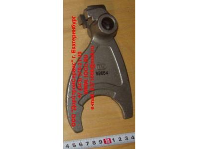 Вилка переключения пониженной передачи-заднего хода H2/H3 КПП (Коробки переключения передач) F99664 фото 1 Уфа