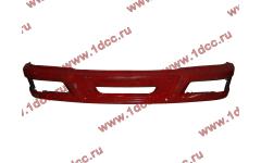 Бампер FN2 красный самосвал для самосвалов фото Уфа