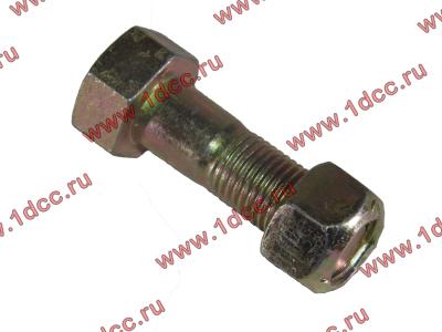 Болт M14х45 карданный с гайкой H2/H3 HOWO (ХОВО) Q151C1445 фото 1 Уфа