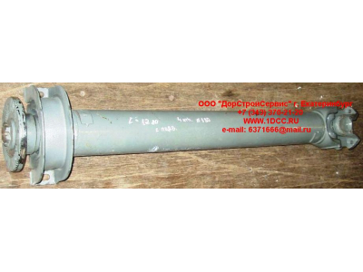 Вал карданный основной с подвесным L-1280, d-180, 4 отв. H2/H3 HOWO (ХОВО) AZ9112311280 фото 1 Уфа
