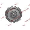 Вал промежуточный длинный с шестерней делителя КПП Fuller RT-11509 КПП (Коробки переключения передач) 18222+18870 (A-5119) фото 2 Уфа