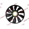 Вентилятор радиатора на гидромуфту d-640 H HOWO (ХОВО) VG2600060446 фото 2 Уфа