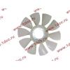 Вентилятор радиатора (на гидромуфту) без кольца d-590 H HOWO (ХОВО) 61500060131 фото 2 Уфа