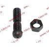 Болт регулировочный клапана с гайкой H2/H3 HOWO (ХОВО) VG14050010 фото 2 Уфа