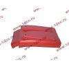 Брызговик передней оси правый H3 красный HOWO (ХОВО) WG1642230104 фото 3 Уфа