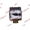 Генератор 28V/55A WD615 (JFZ255-024) H3 HOWO (ХОВО) VG1560090012 фото 3 Уфа