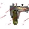 Болт крепления переднего стабилизатора с гайкой H2/H3 HOWO (ХОВО) 199100680069 фото 3 Уфа