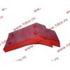 Брызговик передней оси правый H2 красный HOWO (ХОВО) WG1642230004 фото 4 Уфа